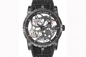 Replica-Roger-Dubuis-Excalibur-Automatic-Skeleton-Carbon-1