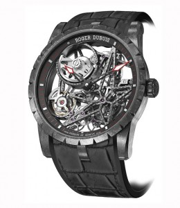 Replica-Roger-Dubuis-Excalibur-Automatic-Skeleton-Carbon-3