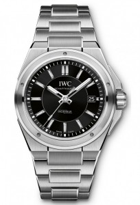 Replica_IWC_Ingenieur_black_dial