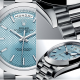A Comprehensive Guide to the New replica rolex day date blue dial with Caliber 3255 movement