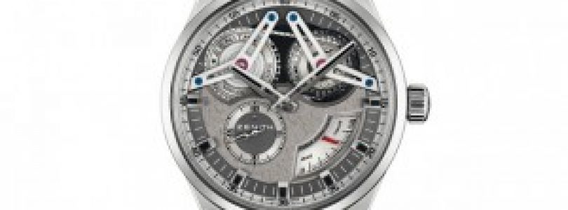 Replica Zenith Academy Georges Favre-Jacot Titanium Watches