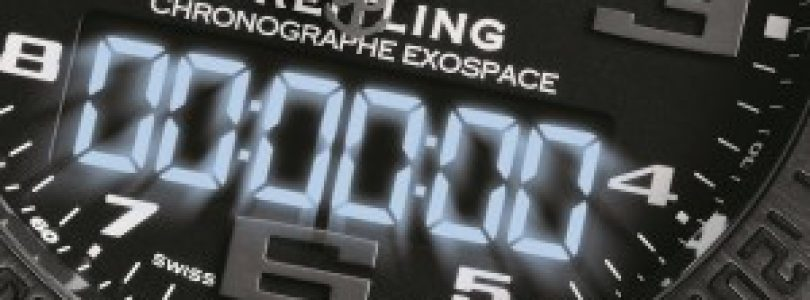 Best Replica Breitling Exospace B55 Connected Watch Gets Airborne