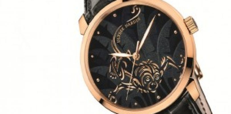 "Introducing Replica Ulysse Nardin Classico Cheerful ""Year of the Monkey"" Rose Gold Watch For You"