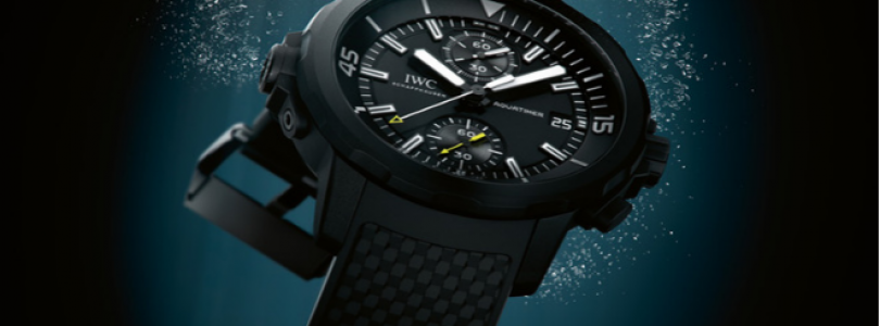 New Style IWC Aquatimer Chronograph Replica Watch Coming