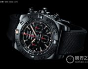 Best Replica Breitling Chronomat 44 Blacksteel Black Dial Mens Watch