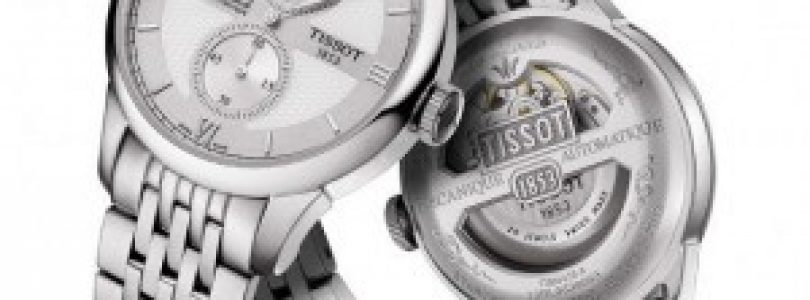 Elegant Tissot Le Locle Regulateur Fake Watches Online For Sale