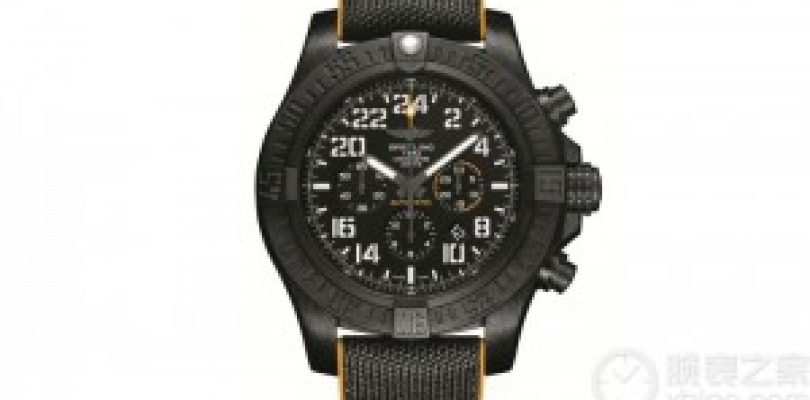 breitling avenger hurricane black replica watches