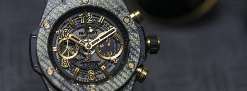 Hublot Big Bang Unico Italia Independent 'Camo Green'