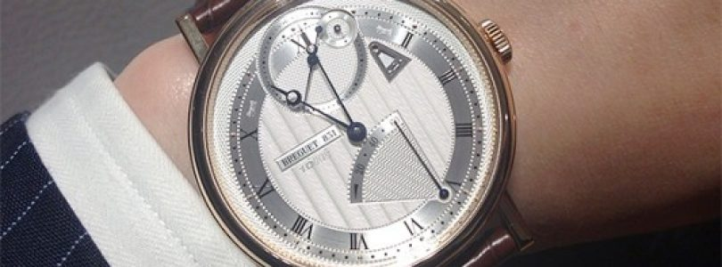 Breguet Classique Chronométrie Replica Watch