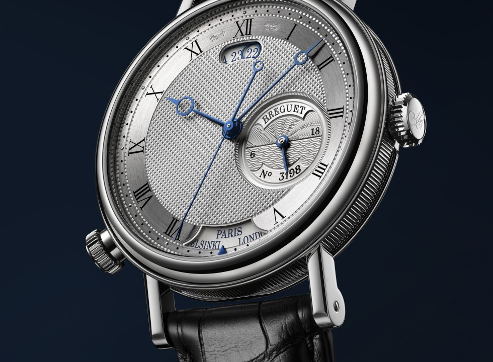 Breguet Tradition Répétition Minutes Tourbillon 7087