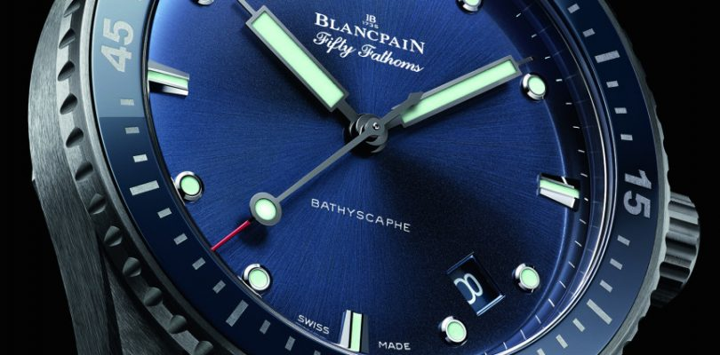 Blancpain Fifty Fathoms Bathyscaphe Watch