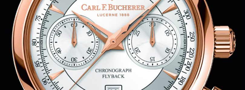 Carl F. Bucherer Manero Flyback Chronograph Watch Watch Releases