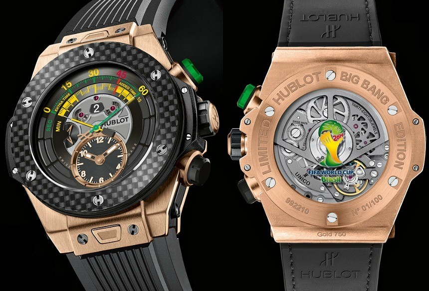 Watches Of The 2014 Brazil World Cup ABTW Editors' Lists
