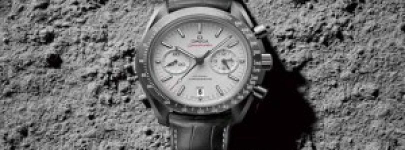 Top quality omega speedmaster grey side of the moon replica