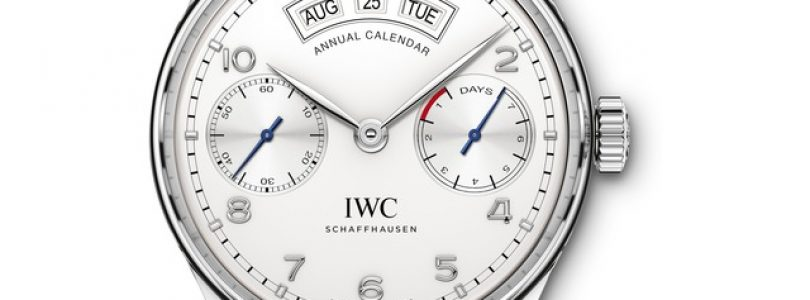 Replica Swiss Watches IWC Portugieser Perpetual Calendar For Sale