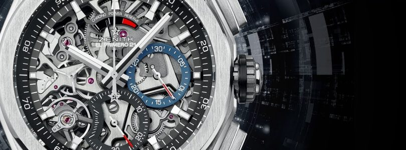 Discount Zenith – A closer look at the Zenith Defy El Primero 21  Replica Watches Free Shipping