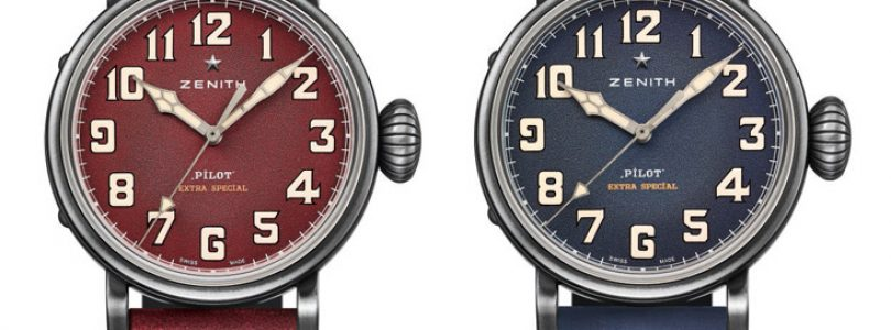 Pilot Type 20 Extra Special – 40 mm